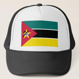Boné Bandeira nacional do mundo de Mozambique