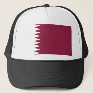 Boné Bandeira nacional do mundo de Qatar