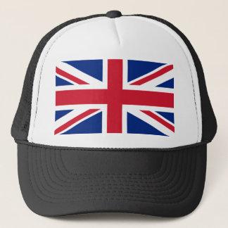 Boné Bandeira nacional do mundo de Reino Unido