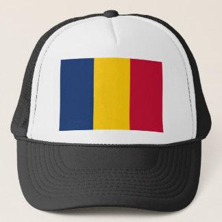 Boné Bandeira nacional do mundo de República do Tchad