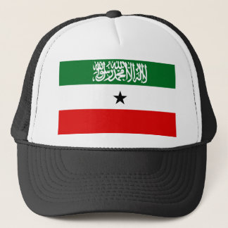 Boné Bandeira nacional do mundo de Somaliland