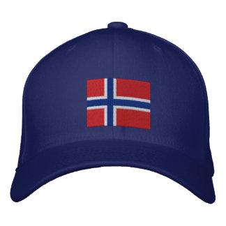 Boné Bandeira norueguesa