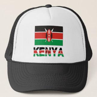 Boné Bandeira & palavra de Kenya