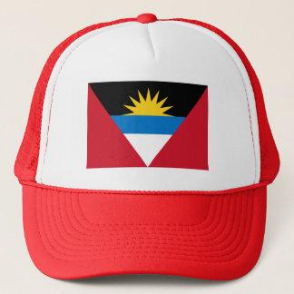 Boné Bandeira patriótica de Antígua e de Barbuda