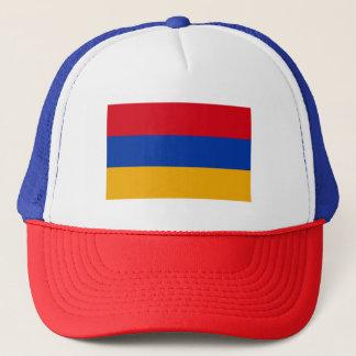 Boné Bandeira patriótica de Arménia