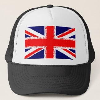 Boné Bandeira Reino Unido de Londres do jaque de união