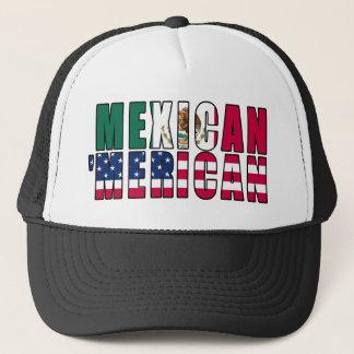 Boné Bandeiras de Merican do mexicano '-