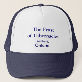 Boné Banquete de tabernáculo, Midland, Ontário
