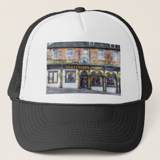 Boné Bar Edimburgo de Greyfriars Bobby