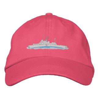 Boné Barco de guarda costeira