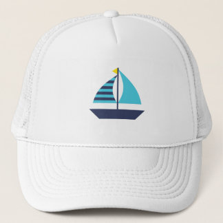 Boné Barco de vela