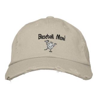 Boné basebol, mamã do basebol!