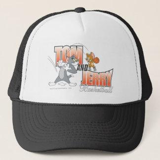 Boné Basquetebol 3 de Tom e de Jerry
