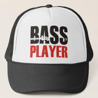 Boné Bass Player
