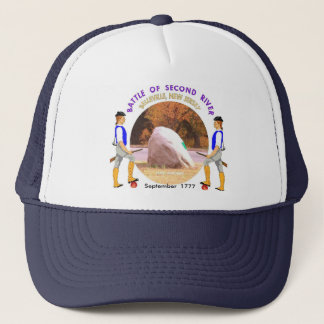 Boné Batalha do segundo chapéu do rio
