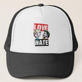 Boné Batman | Harley Quinn & amor do palhaço/ódio