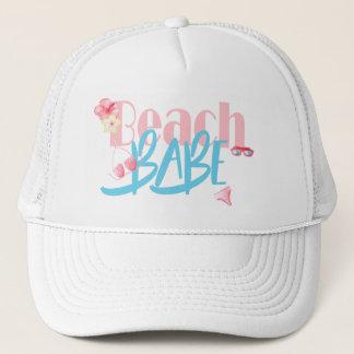 Boné Beach-Babe.gif