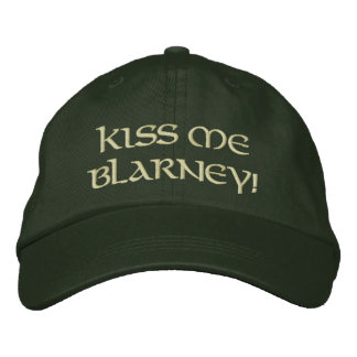 Boné Beije-me Blarney