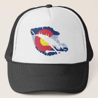 Boné beijo de Colorado