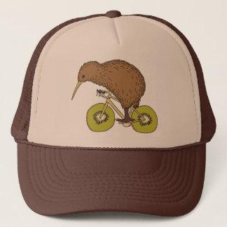 Boné Bicicleta da equitação do quivi com rodas do quivi