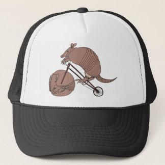 Boné Bicicleta da equitação do tatu com roda do tatu
