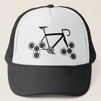 Boné Bicicleta do girador da inquietação