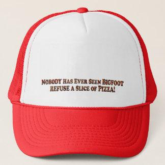 Boné Bigfoot nunca visto para recusar o chapéu de Trkr