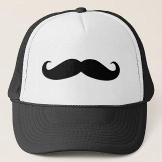 Boné Bigode preto ou Moustache preto para presentes do