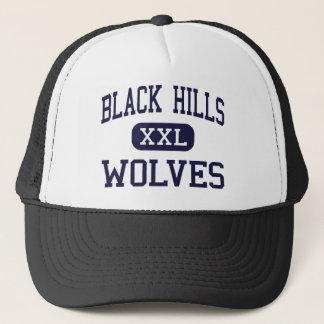 Boné Black Hills - lobos - alto - Tumwater Washington