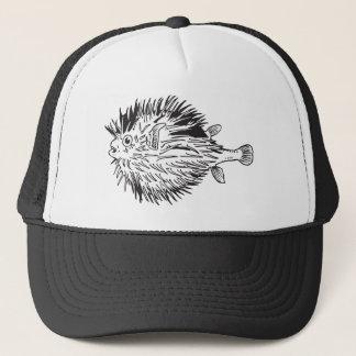 Boné Blowfish do Porcupinefish aka