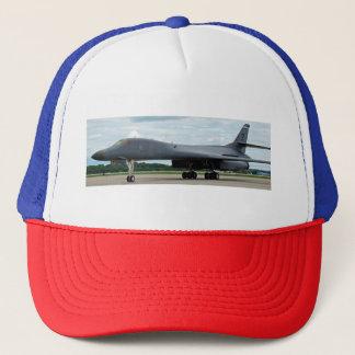 Boné Bombardeiro do lanceiro de B-1B na terra