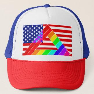 Boné Boné/chapéu do orgulho