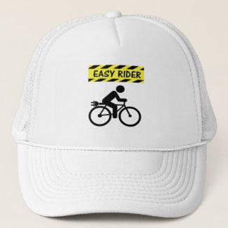 """Boné """"Bonés do ciclismo do ebike do cavaleiro fácil"""""""