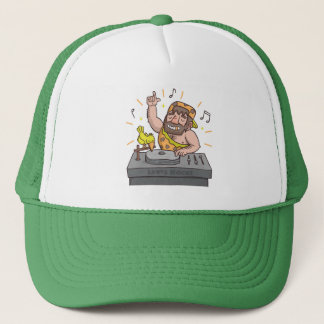 Boné Bonito deixa o chapéu do disco-jóquei do homem das