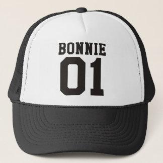 Boné Bonnie e Clyde
