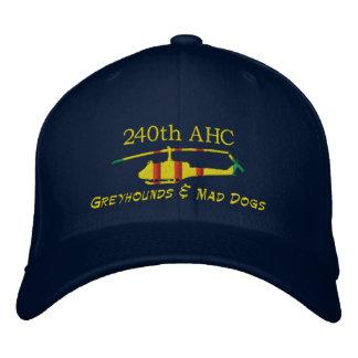 Boné Bordado 240th Chapéu bordado UH1 de AHC Vietnam