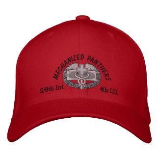 Boné Bordado 2/8th Inf. 4o Inf Div. Chapéu bordado CMB