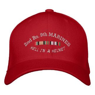 Boné Bordado 2 o 9 de março chapéu das fitas da campanha de