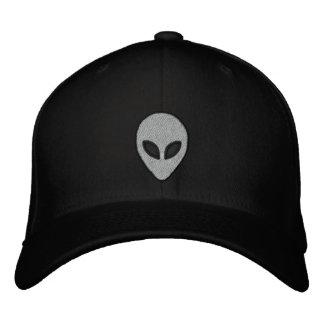 Boné Bordado 4 aliens bordaram o chapéu