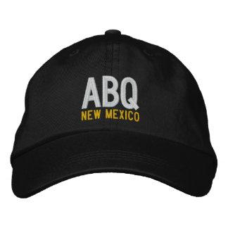 Boné Bordado ABQ New mexico