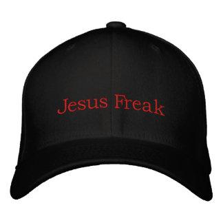 Boné Bordado Anormal de Jesus