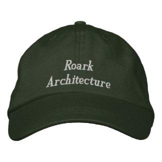 Boné Bordado Arquitetura de Roark