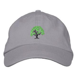 Boné Bordado Árvore 1