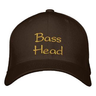 Boné Bordado BassHead