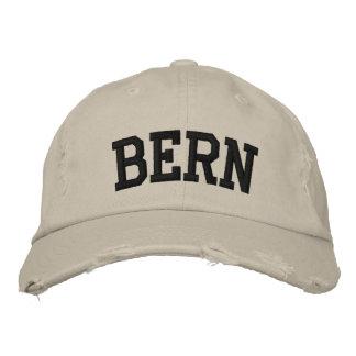 Boné Bordado Berna bordou o chapéu