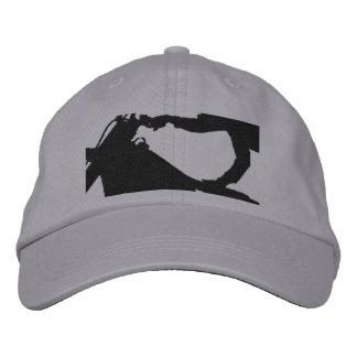 Boné Bordado Bicicleta alta de voo da sujeira do conluio
