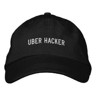 Boné Bordado Cabouqueiro de Uber