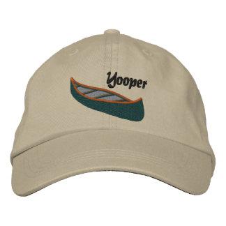 Boné Bordado Canoas do amor de Yoopers