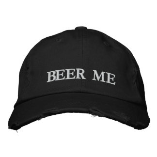 Boné Bordado Cerveja mim