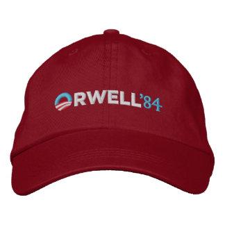 Boné Bordado Chapéu 1984 de Orwell